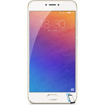 Meizu Pro 6s Dual SIM 64GB M570 Gold