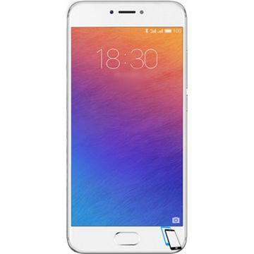 Meizu Pro 6s Dual SIM 64GB M570 Weiß