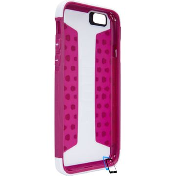 Thule Atmos X3 iPhone 6 Plus-6s Plus TAIE3125THB-DS Weiß-Orchid