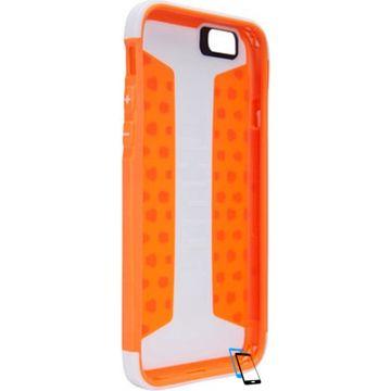 Thule Atmos X3 iPhone 6-6s TAIE3124WT-SKOR Weiß-Shocking Orange