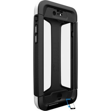 Thule Atmos X5 iPhone 6 Plus-6s Plus TAIE5125FL-DS Weiß-Dunkel Grau