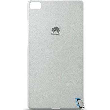 Huawei P8 Lite PC Case 51990914 Light Grau
