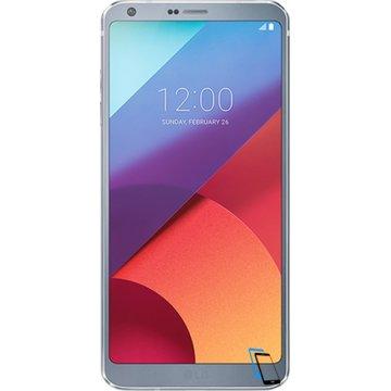 LG G6 Dual SIM 32GB H870S Platin-Silber