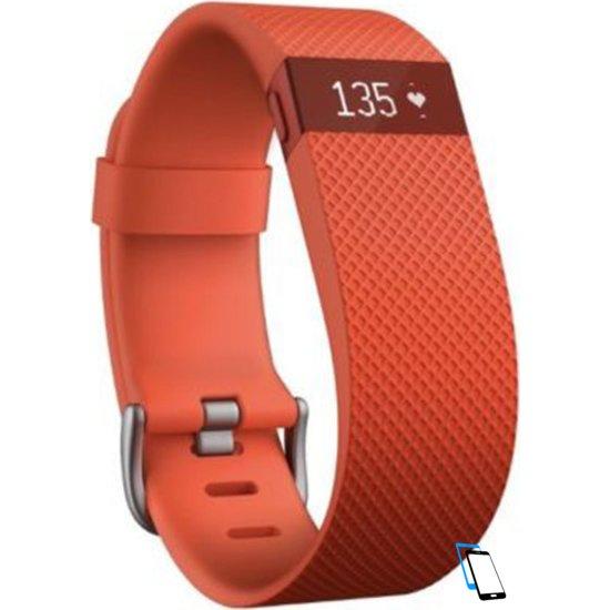 Fitbit Charge HR Tangerine Orange | MobileHandy24