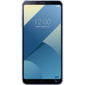 LG G6 Dual SIM 64GB H870DS Blau