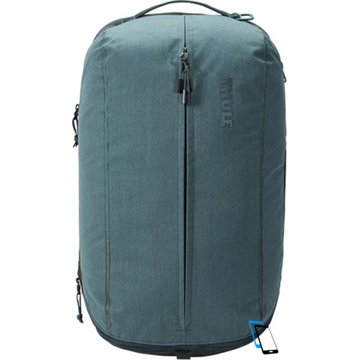 Thule Vea Backpack 21L for 15 inch MacBook - 15.6 inch PC TVIH116 Deep Teal Grün