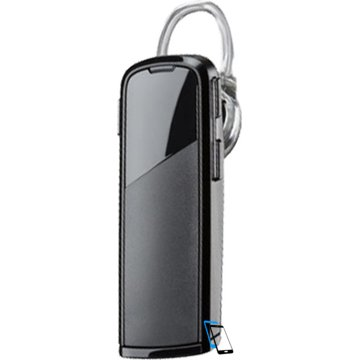 Plantronics Explore 80 Bluetooth Headset Schwarz