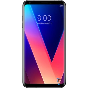 LG V30 Plus Dual SIM 128GB H930DS Schwarz