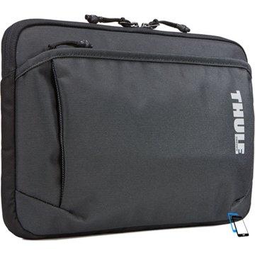 Thule Subterra MacBook Sleeve 11 inch TSS311 Dunkel Grau
