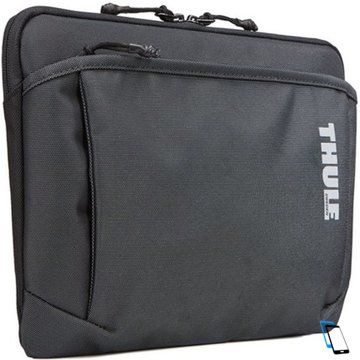 Thule Subterra MacBook Sleeve 12 inch TSS312 Dunkel Grau