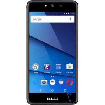 BLU Grand XL Dual SIM 3G 8GB 1GB RAM Schwarz