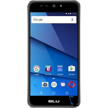 BLU Grand XL Plus Dual SIM LTE 16GB Schwarz