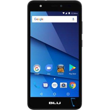 BLU Studio J8 Dual SIM LTE 16GB 2GB RAM Schwarz