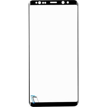 Benks Samsung S8 Plus X Pro Plus Series Full size Tempered Glass 0.33mm Schwarz