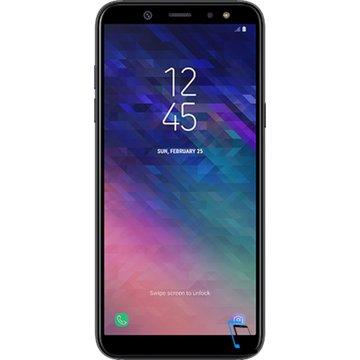Samsung Galaxy A6 Plus (2018) Dual SIM 32GB SM-A605F/DS Schwarz