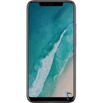 Ulefone X Dual SIM LTE 64GB Schwarz