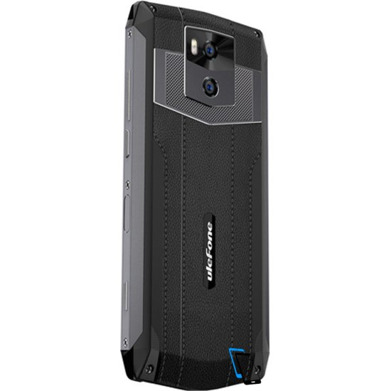 Ulefone Power 5 Dual SIM LTE 64GB 6GB RAM Dunkelgrau