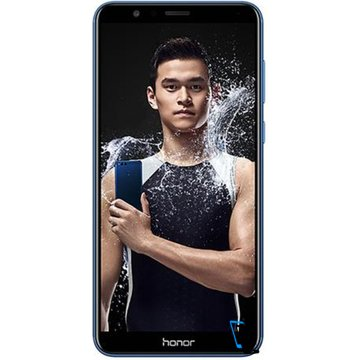 Huawei Honor 7X Dual SIM 64GB BND-L21 Blau