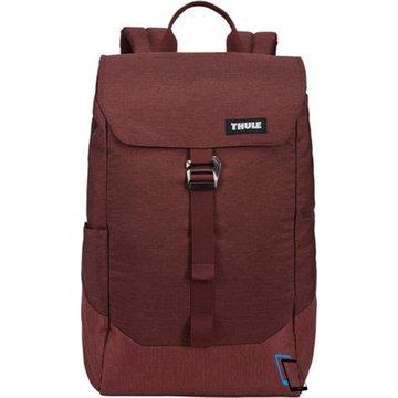 Thule Lithos Backpack 15 inch MacBook - 14 inch PC TLBP113 Dark Burgundy Rot
