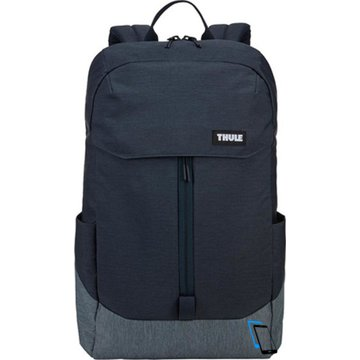 Thule Lithos Backpack 15.6 inch Laptop - 10.1 inch Tablet TLBP116 Carbon Blau