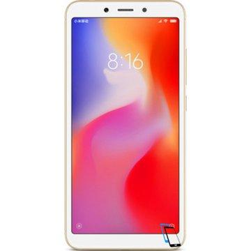 Xiaomi Redmi 6 Dual SIM 32GB 3GB RAM Gold