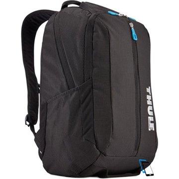 Thule Nylon Backpack 25L for 15 inch Apple MacBook Pro w Safe-zone TCBP317K Schwarz