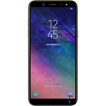 Samsung Galaxy A6 Plus (2018) Dual SIM 32GB SM-A605F/DS Gold
