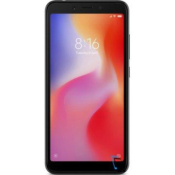 Xiaomi Redmi 6 Dual SIM 32GB 3GB RAM Schwarz