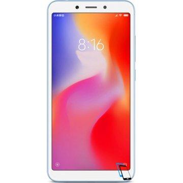 Xiaomi Redmi 6 Dual SIM 32GB 3GB RAM Blau