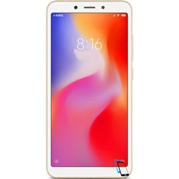 Xiaomi Redmi 6A Dual SIM 32GB 2GB RAM Gold