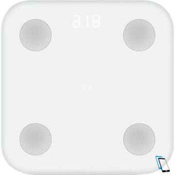 Xiaomi Mi Body Fat Scale  Weiß