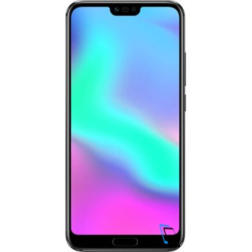 Huawei Honor 10 Dual SIM 128GB 4GB RAM COL-L29 Midnight Schwarz
