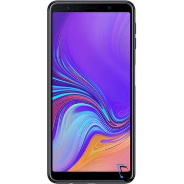 Samsung Galaxy A7 (2018) Dual SIM 64GB 4GB RAM SM-A750F/DS Schwarz
