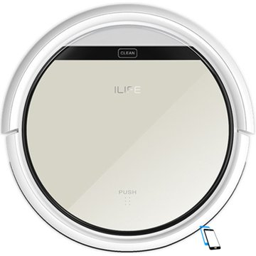 Ilife V50 Vacuum Cleaner Grey Gold