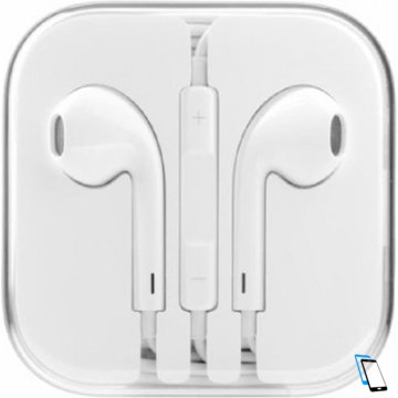 Apple 5/5S/6 Headset MD827ZM/A Weiß
