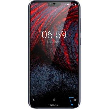 Nokia 6.1 Plus Dual SIM 64GB 4GB RAM Blau