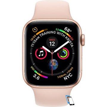 Apple Watch Series 4 Sport 40mm (GPS only) Aluminium Gold Sport Band Pink