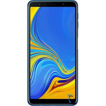 Samsung Galaxy A7 (2018) Dual SIM 64GB 4GB RAM SM-A750FN/DS Blau