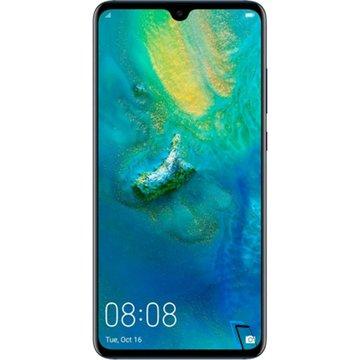 Huawei Mate 20 Dual SIM 128GB 4GB RAM Midnight Blau
