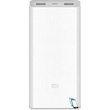Xiaomi Mi Power Bank 2C 20000mAh Weiß