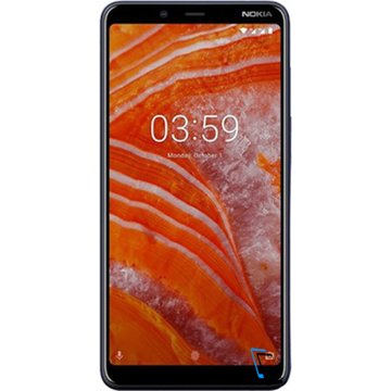 Nokia 3.1 Plus Dual SIM 16GB 2GB RAM Baltic Blau