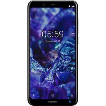 Nokia 5.1 Plus Dual SIM 32GB 3GB RAM TA-1105 Schwarz