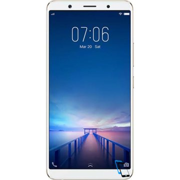 Vivo X20 Plus Dual SIM 64GB 1720 Gold