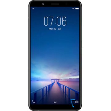 Vivo X20 Plus Dual SIM 64GB 1720 Schwarz