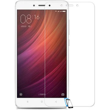 Xiaomi Redmi 4X Screen Protector Transparent