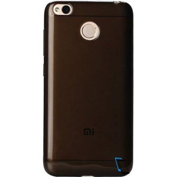 Xiaomi Redmi 4X Soft Case Schwarz