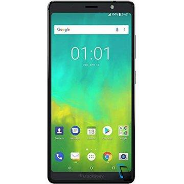 BlackBerry Evolve Dual SIM 64GB 4GB RAM BBG100-1 Schwarz