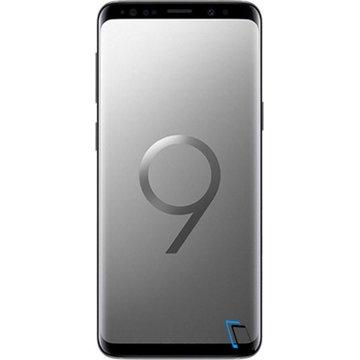 Samsung Galaxy S9 Dual SIM 128GB SM-G960F/DS Titanium-Grau