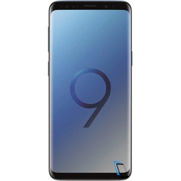 Samsung Galaxy S9 Dual SIM 64GB SM-G960F/DS Polaris Blau
