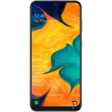 Samsung Galaxy A30 Dual SIM 64GB 4GB RAM A305F-DS  Weiß